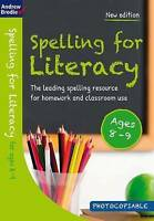 Spelling for Literacy for ages 8-9 by Brodie, Andrew (Paperback book, 2015)
