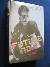 FUTURE NOIR THE MAKING OF BLADE RUNNER-  SIGNED by Author & Actress SEAN YOUNG