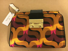 Vera Bradley Pushlock Wallet Modern Lights NWT $64.00