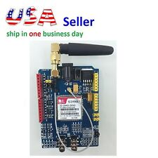 SIM900(SIMCOM) GPRS/GSM Shield Development Board QuadBand For Arduino Compatible