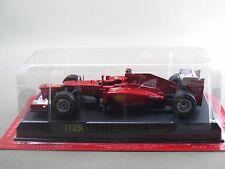 Ferrari F2012 FERNANDO ALONSO 2012 hachette 1:43 Diecast Model car Vol.78