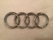 2014 Audi A4 Quattro Premuim Front Grille Emblem
