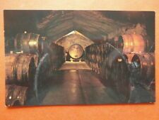 31238 PC: USA: CA California: Buena Vista Winery, Somoma. One of three tunnels h