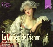 Weckerlin: La Laitiere De Trianon / Joan Rodgers, Yann Beuron, Jeff Cohen - CD
