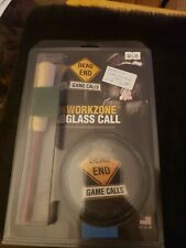 Dead End Game Calls Workzone Glass Turkey Call