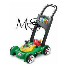 Little Tikes Gas n Go Mower  *   Brand New