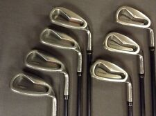 Tour Stage V301 6-PW, AW, SW Irons w/ TourStage TSI-50 Graphite Regular Flex