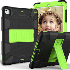 For iPad Air 1 2 6th Gen Pro 9.7  Shockproof Heavy Duty Hard Case Stand Cover
