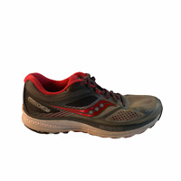 Saucony Guide 10 Everun Gray Pink Athletic Shoes - Women's Size 8.5