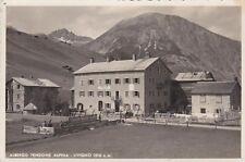 LIVIGNO: Albergo Pensione Alpina    1939