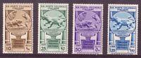 1933 Emissioni Generali Colonie Italiane Eritrea Serietta 4 Val Colla Rovinata