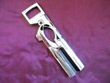 LOVELY GHIDINI ITALY DESIGNER STAINLESS STEEL BOTTLE OPENER NUTCRACKERS B