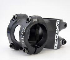 "NEW Shimano Pro KORYAK MTB Stem for AM/Trail/XC, 1-1/8"" 31.8 x 40mm Black"