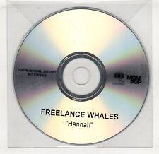(GV140) Freelance Whales, Hannah - DJ CD