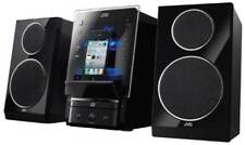 JVC UX-LP5 CD Micro Component System with iPod Flip Dock, MP3/WMA, 70 Watts
