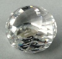 Paperweight SCS Swarovski Crystal