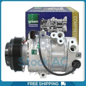 New A/C Compressor for Hyundai Tucson / Kia Sportage 2.0L - 2015 to 2017