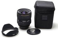 Sigma EX DG HSM 17-35 mm f2.8 F. Canon