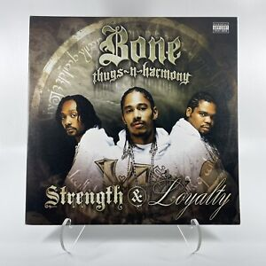 Bone Thugs-N-Harmony - Strength & Loyalty Vinyl Record LP