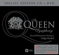Royal Philharmonic Orchestra / Tolga Kashif - The Queen Symphony [CD]