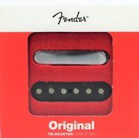 Genuine USA Fender Original Vintage Telecaster Guitar Pickup Set American 52 RI