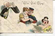 Kunst- & Kultur-Ansichtskarten vor 1914 mit dem Thema Künstlerkarte