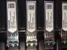 HUAWEI  SFP 1.25G 1310nm 10km SM ESFP transceivers modules