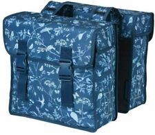 Basil Double Wanderlust Bicycle Rear Bag 35L on Luggage Rack