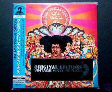 Jimi Hendrix- Axis: Bold As Love Mini Lp CD Import Complete w/ Orig.Lyric Sheet