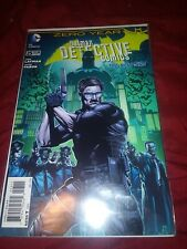 Batman Detective Comics The New 52 Issue Number 25 Zero Year