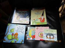 6 Kinderbücher. Die kleine Spinne Widerlich u.a.