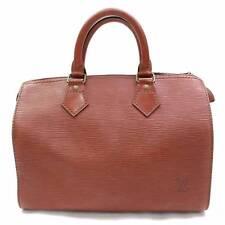 Auténtico Louis Vuitton Bolso de Mano Speedy25 M43015 Epi 301011