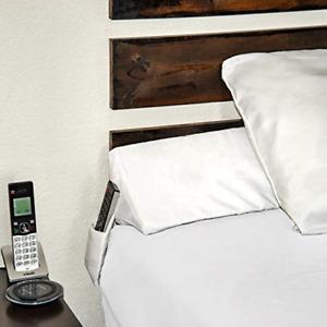 SnugStop Bed Wedge Mattress Filler Wedge King Headboard Pillow Gap Filler Your