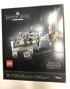 LEGO 75294 Star Wars Bespin Duel San Diego Comic Con SDCC
