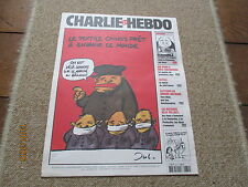 JOURNAL BD CHARLIE HEBDO 672 textile chinois pret envahir monde jul 2005