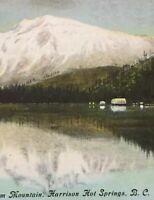 Postcard, St. Alice Hotel, Cheam Harrison Hot Springs B.C. Canada, Vintage P24