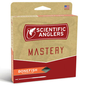 Scientific Anglers Mastery Bonefish WF6F Fly Line - NOW ON SALE 40% OFF!