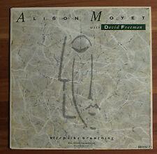 "Single 7"" Vinyl Alison Moyet with david freeman - sleep like breathing"