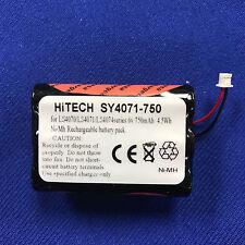 10 Batteries(Japan NiMh 6v750mAh)For Symbol/Motorola LS4070,LS4075..#21-19022-01