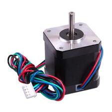 Nema17 Moteur Pas à Pas 1.8° 42STH48 Reprap Imprimante 3D Printer Stepper Motor