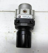 SMC AR3000-03 Pneumatic Regulator .05 - .85 mPA AR300003 AR3000 03