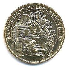 55 VAUCOULEURS Jehanne d'Arc 1412 -2012, 2012, Arthus-Bertrand