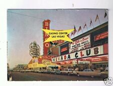 Nevada Club Advertising Validation Card Las Vegas 1950