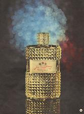 Publicité Advertising 1957 Parfum ROGER & GALLET Jean marie Farina EXTRA VIEILLE