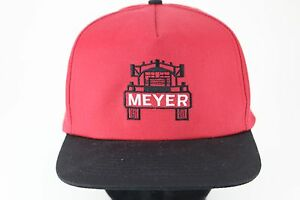 Hat NWOT MEYER Service Quality Embroidered Baseball Ball Cap PROMO Advertising