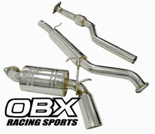 OBX CatBack Exhaust For 06 07 08 09 10 11 12 Mazda MX-5  Miata