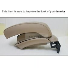 OEM Genuine Armrest Console Double Heightened(Beige) for KIA 2004-2010 Sportage