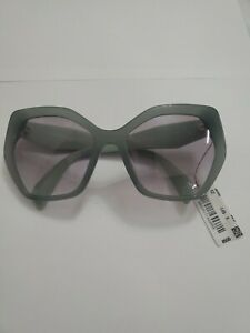 Prada women brand new sunglasses SPR 16R-F 59 19 UEI-4P2 140 1N