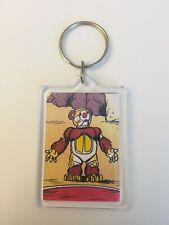 BERBIL BILL Vintage Thundercats Comic Poster Key Ring Chain Keyring