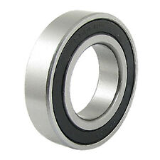 6006RS Black Rubber Sealed Deep Groove Ball Bearing 30 x 55 x 13mm N6U8